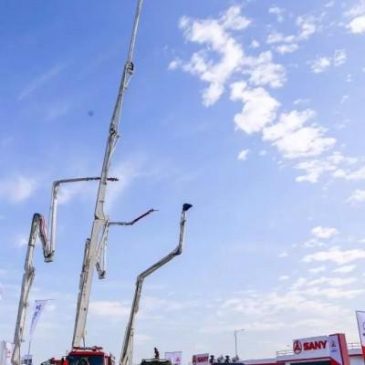 高层灭火神器亮相国际消防展
